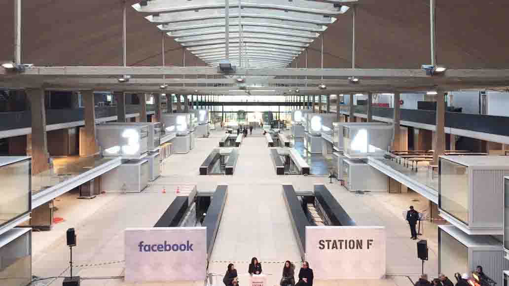 Comment transformer sa passion en une startup à Stationf
