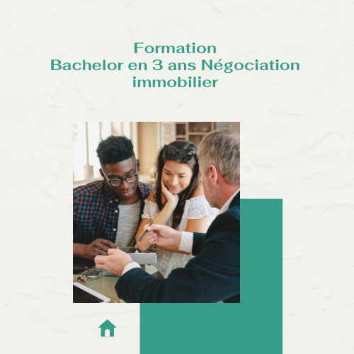 Formation Bachelor Immobilier