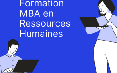 Formation MBA en Ressources Humaines