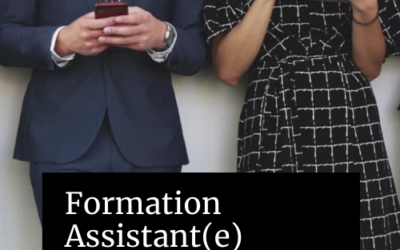 Formation assistant(e) manager